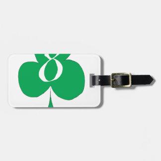 Etiqueta Para Maletas Irlandés afortunado 8 de los clubs, fernandes tony