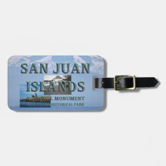 Etiqueta Para Maletas Islas de ABH San Juan