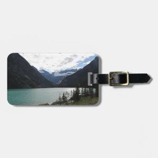 Etiqueta Para Maletas Lake Louise
