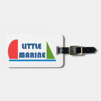 Etiqueta Para Maletas little marina