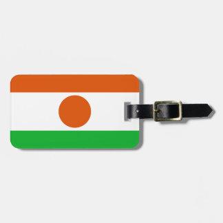 Etiqueta Para Maletas Niger