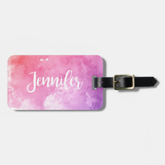 Etiqueta Para Maletas Nombre de Jennifer