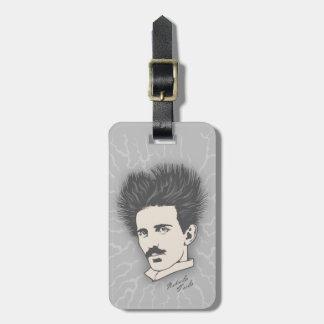 Etiqueta Para Maletas Parásitos atmosféricos II de Tesla