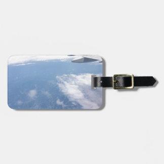 Etiqueta Para Maletas Perdido en las nubes