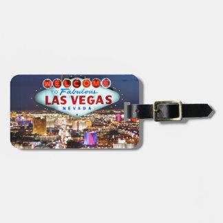 Etiqueta Para Maletas Regalos de Las Vegas