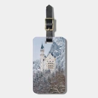 Etiqueta Para Maletas Schloss Neuschwanstein