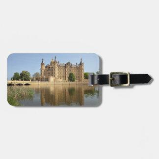 Etiqueta Para Maletas Schloss Schwerin