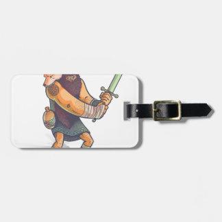 Etiqueta Para Maletas Viking