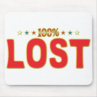 Etiqueta perdida de la estrella