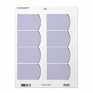 Etiqueta Punto de la lila
