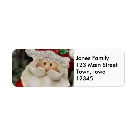 Etiqueta Santa