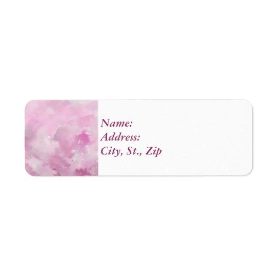 Etiqueta Tonalidades rosadas