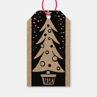Etiquetas astutas del navidad etiquetas para regalos