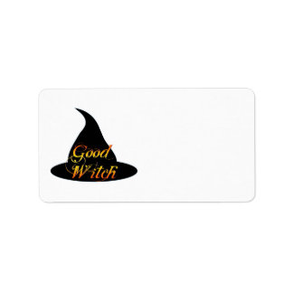 Etiquetas de dirección de encargo de Halloween de