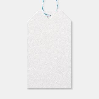 Etiquetas de encargo del regalo etiquetas para regalos