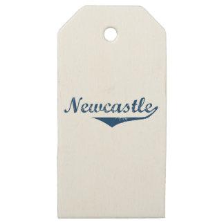 Etiquetas De Madera Para Regalos Newcastle
