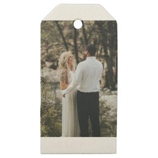 Etiquetas De Madera Para Regalos Regalos de boda