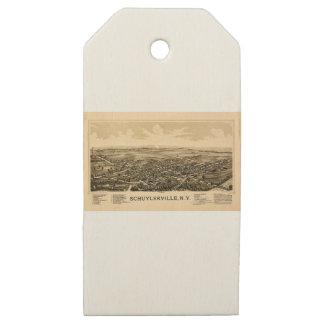 Etiquetas De Madera Para Regalos schuylerville1889