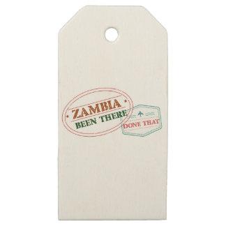 Etiquetas De Madera Para Regalos Zambia allí hecho eso