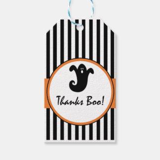 Etiquetas del regalo del abucheo de las gracias etiquetas para regalos