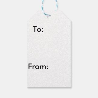 Etiquetas del regalo del muñeco de nieve etiquetas para regalos