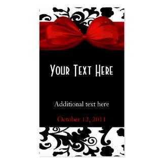 Etiquetas elegantes del regalo de boda plantillas de tarjeta de negocio