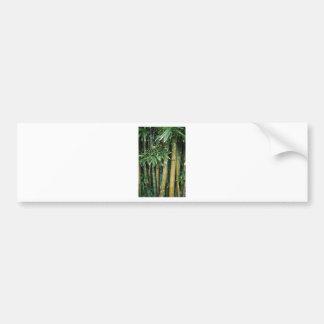 Etiquetas en el árbol pegatina para coche