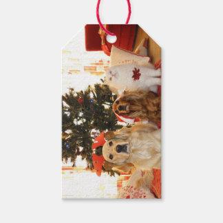 Etiquetas lindas del regalo de los mascotas del