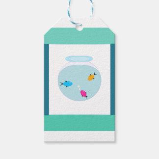 Etiquetas Para Regalos acuario