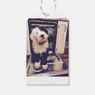 Etiquetas Para Regalos Amor del perro pastor