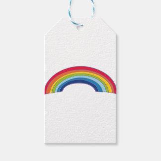 Etiquetas Para Regalos arco iris