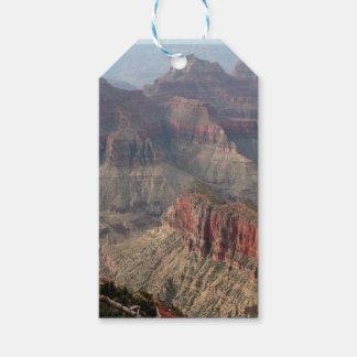 Etiquetas Para Regalos Borde del norte del Gran Cañón, Arizona, los