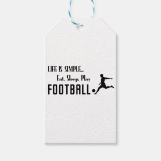 Etiquetas Para Regalos coma el fútbol del juego del sueño