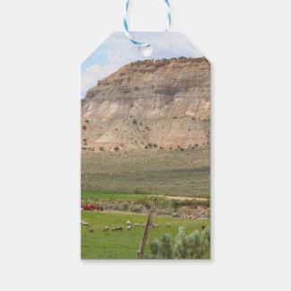 Etiquetas Para Regalos Cultivo del país y de las colinas, Utah meridional