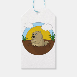 Etiquetas Para Regalos Día de la marmota
