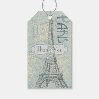 Etiquetas Para Regalos El fiesta corporativo de París añade el logotipo