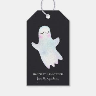 Etiquetas Para Regalos El pequeño fantasma más lindo Halloween