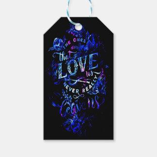 Etiquetas Para Regalos El sueño del amante de los que nos aman