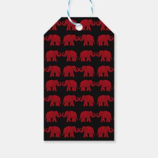 Etiquetas Para Regalos Elefantes indios
