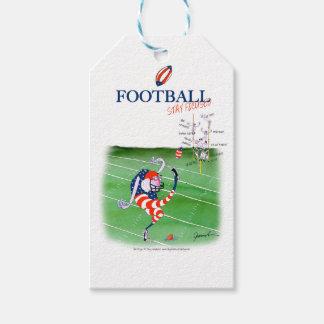 Etiquetas Para Regalos Estancia enfocada, fernandes tony del fútbol