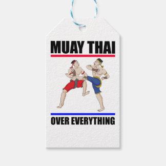 Etiquetas Para Regalos Excesivo tailandés de Muay todo
