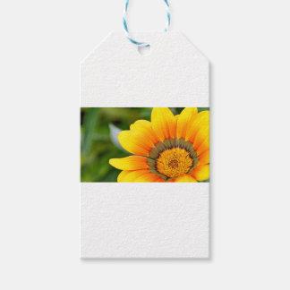 Etiquetas Para Regalos Floración amarilla