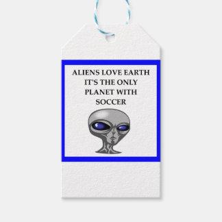 Etiquetas Para Regalos fútbol