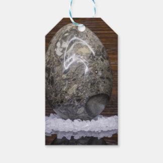 Etiquetas Para Regalos Huevo de piedra