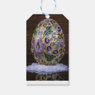 Etiquetas Para Regalos Huevo del oro
