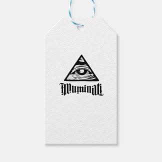 Etiquetas Para Regalos Illuminati