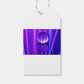 Etiquetas Para Regalos la bola de cristal refleja
