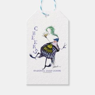 Etiquetas Para Regalos la danza de los haggis