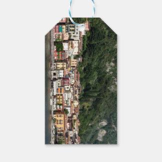 Etiquetas Para Regalos Lago Como