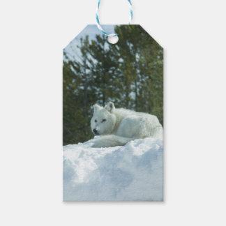 Etiquetas Para Regalos Lobo del fantasma